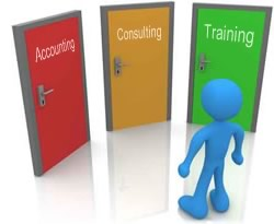 Accounting, consulting and training for South Wales businesses